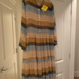 NWT RRR Manfred Klara Dress